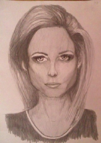 Jodie Foster by XyX